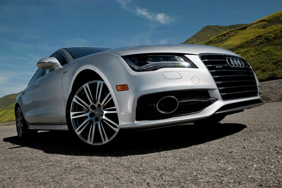 The 2014 Audi A7Source: Automobile Magazine Photo: Audi