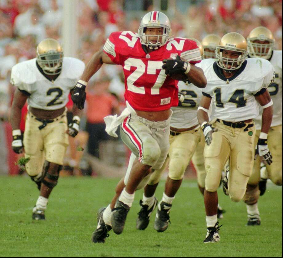 1995: Eddie George 