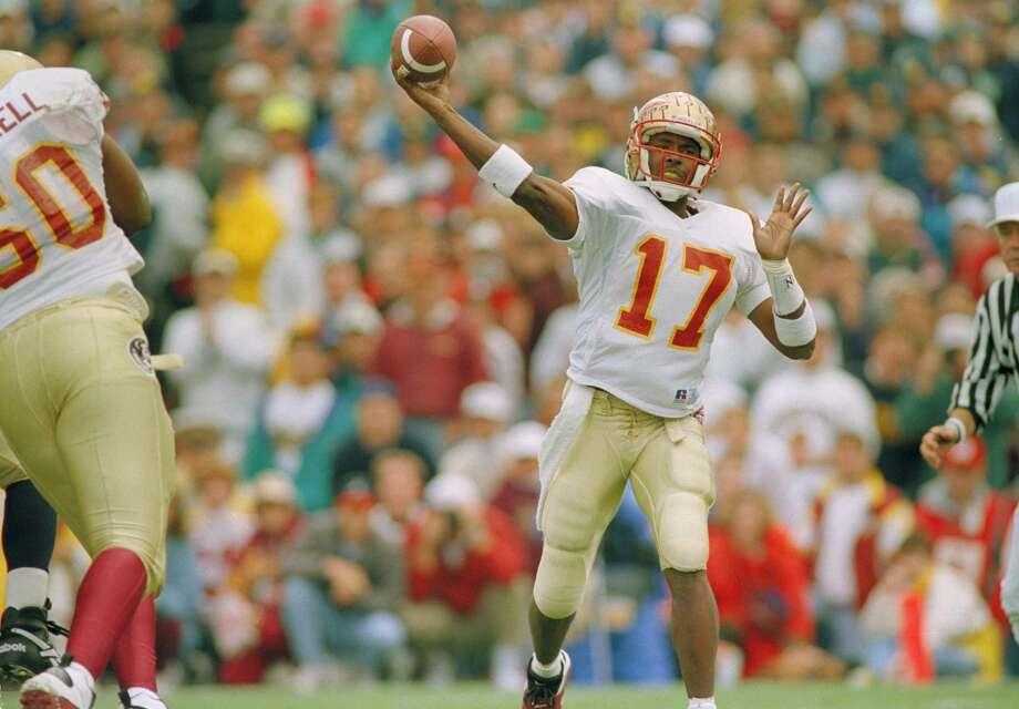 1993: Charlie Ward  School: Florida State Position: QB  Class: Senior