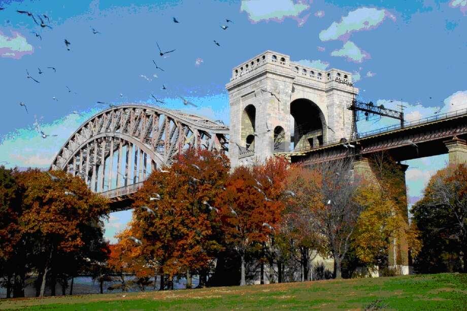 Hell Gate Bridge, NYC