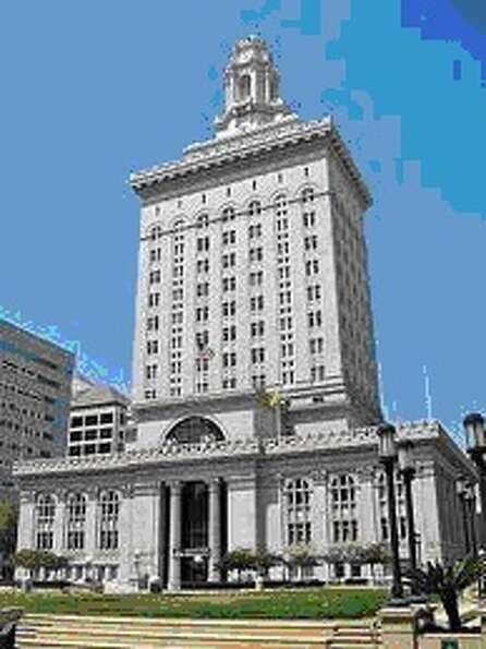 Oakland City Hall, Calif.