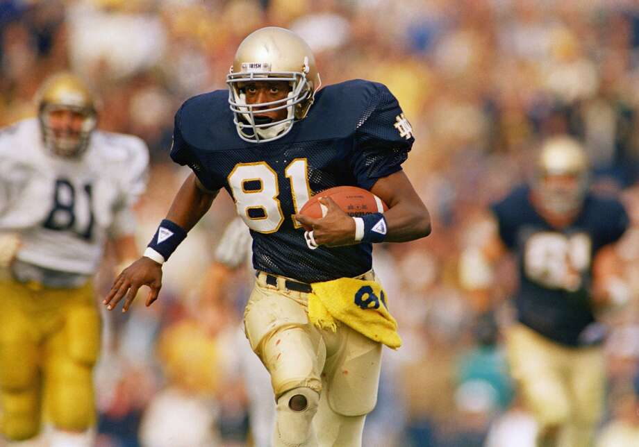 1987: Tim Brown  School: Notre Dame  Position: Wide receiver  Class: Senior