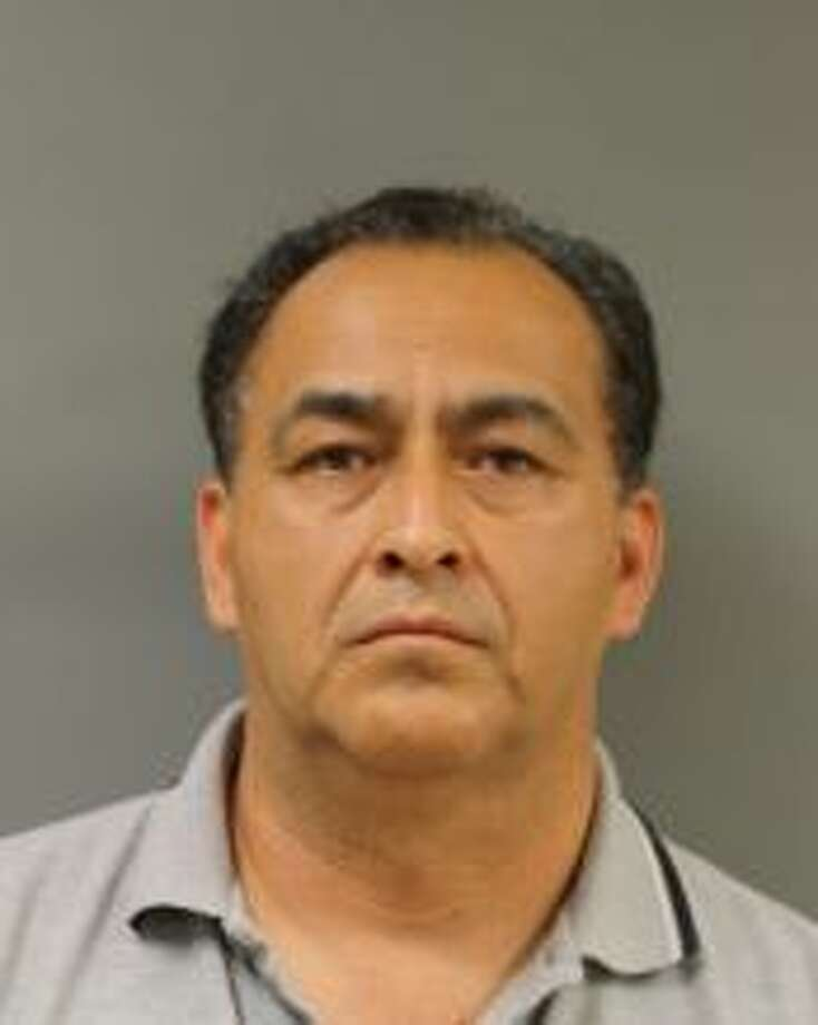 Isaac Gutierrez, 53, of Houston, faces two felony counts of improper photograph/visual recording. Photo: Harris County SO