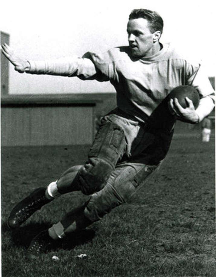 1941: Bruce Smith  School: Minnesota Position: RB  Class: Senior