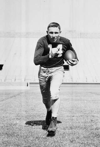 1953: John Lattner  School: Notre Dame Position: RB  Class: Senior