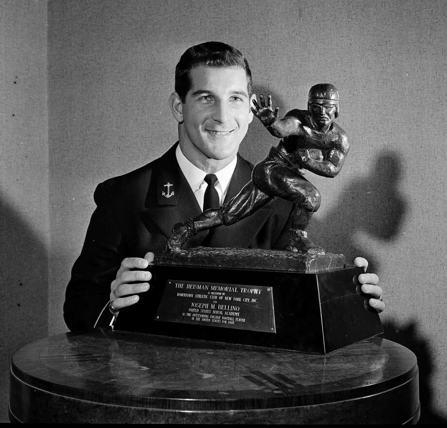 1960: Joe Bellino 