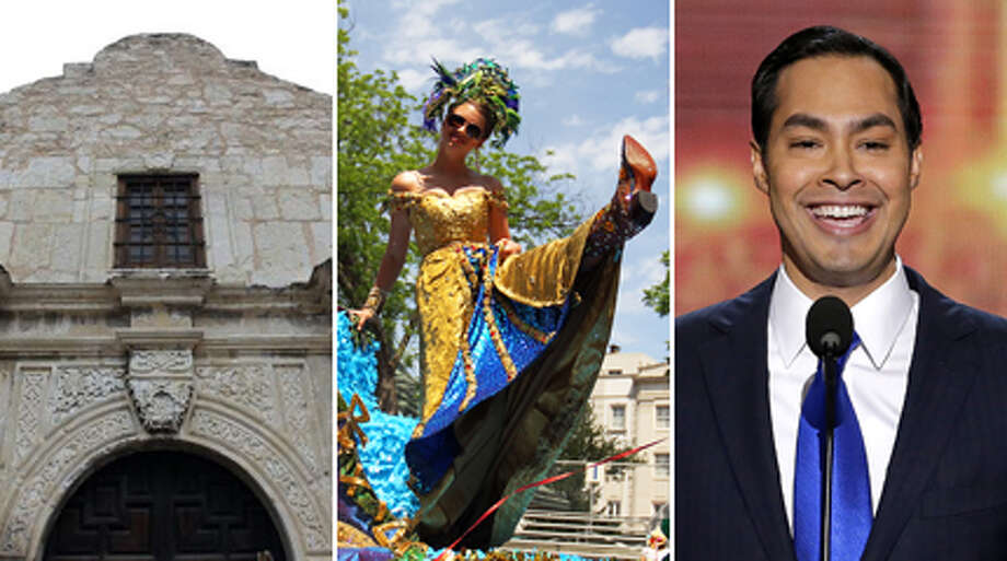 Take a look at some of the people, places and events that represent San Antonio. Leave a comment if we missed any. Find these and more on our map of San Antonio attractions.