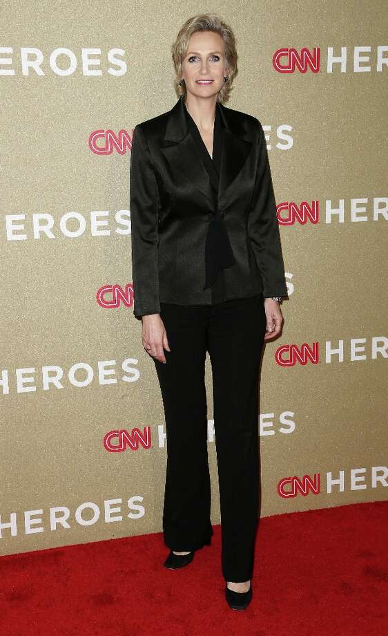 Actress Jane Lynch attends the CNN Heroes: An All Star Tribute at The Shrine Auditorium on December 2, 2012 in Los Angeles, California.  (Photo by Frederick M. Brown/Getty Images) Photo: Frederick M. Brown, Getty Images / 2012 Getty Images