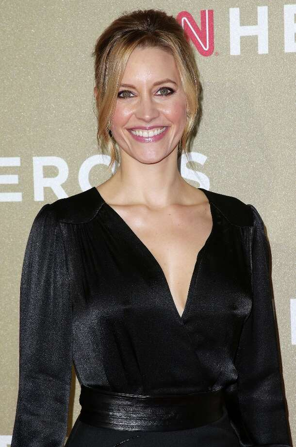 Actress KaDee Strickland attends the CNN Heroes: An All Star Tribute at The Shrine Auditorium on December 2, 2012 in Los Angeles, California.  (Photo by Frederick M. Brown/Getty Images) Photo: Frederick M. Brown, Getty Images / 2012 Getty Images