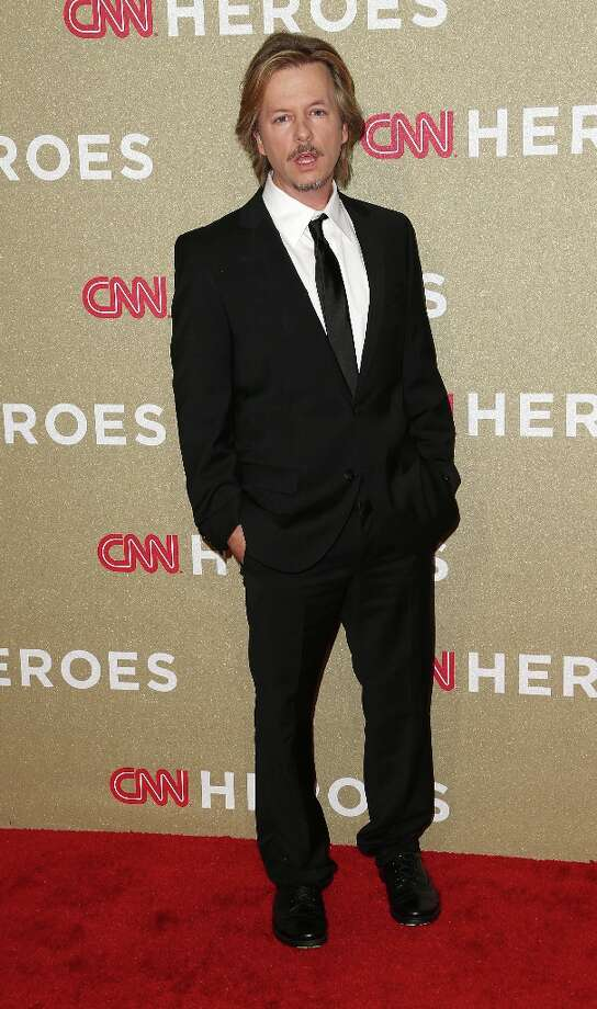 Actor David Spade attends the CNN Heroes: An All Star Tribute at The Shrine Auditorium on December 2, 2012 in Los Angeles, California.  (Photo by Frederick M. Brown/Getty Images) Photo: Frederick M. Brown, Getty Images / 2012 Getty Images