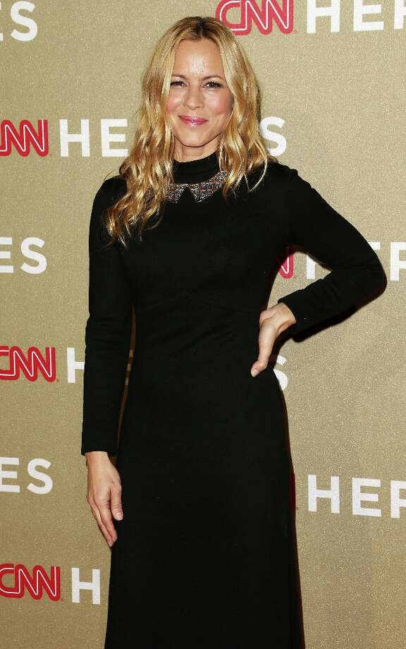 Actress Maria Bello attends the CNN Heroes: An All Star Tribute at The Shrine Auditorium on December 2, 2012 in Los Angeles, California.  (Photo by Frederick M. Brown/Getty Images) Photo: Frederick M. Brown, Getty Images / 2012 Getty Images