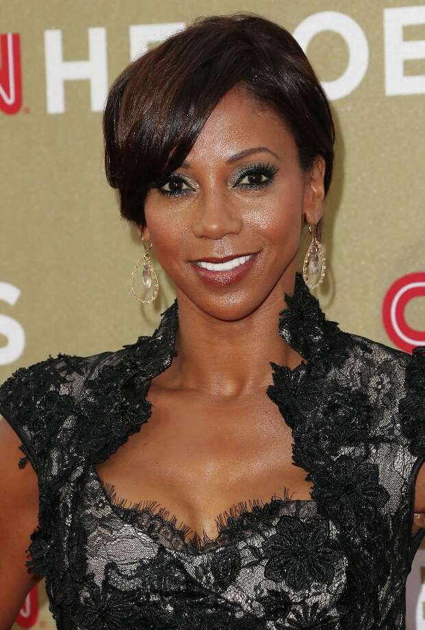 Actress Holly Robinson Peete attends the CNN Heroes: An All Star Tribute at The Shrine Auditorium on December 2, 2012 in Los Angeles, California.  (Photo by Frederick M. Brown/Getty Images) Photo: Frederick M. Brown, Getty Images / 2012 Getty Images