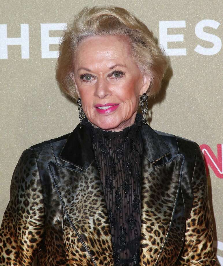 Actress Tippi Hedren attends the CNN Heroes: An All Star Tribute at The Shrine Auditorium on December 2, 2012 in Los Angeles, California.  (Photo by Frederick M. Brown/Getty Images) Photo: Frederick M. Brown, Getty Images / 2012 Getty Images