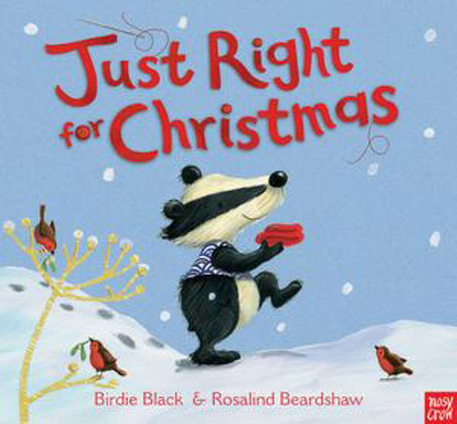 """Just Right for Christmas"" by Birdie Black & Rosalind Beardshaw"