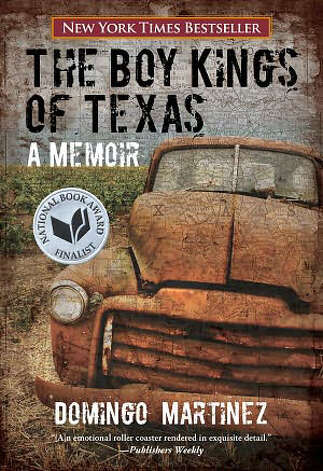 """The Boy Kings of Texas"" by Domingo Martinez"