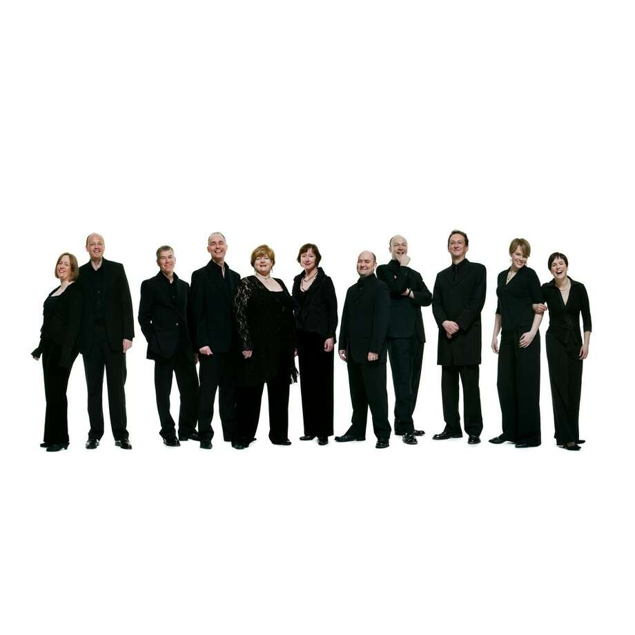 The Tallis Scholars are a British vocal ensemble normally consisting of two singers per part. It was formed in 1973 and is dedicated to performing Renaissance music. Photo: Gimell Records
