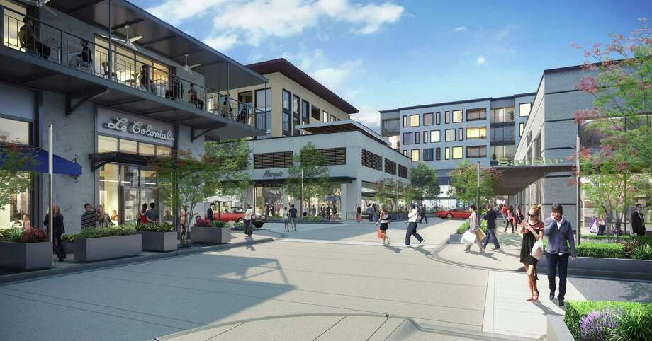 Construction is scheduled to begin in the spring on the Galleria-area River Oaks District. Photo: Handout