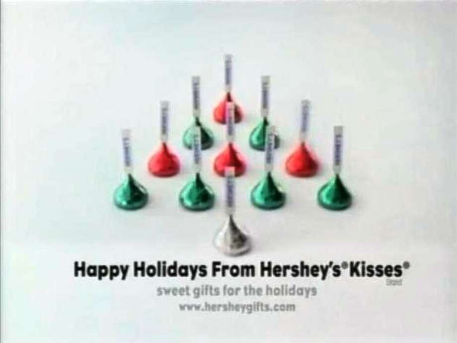 (Hershey\'s Kisses / Screen grab)