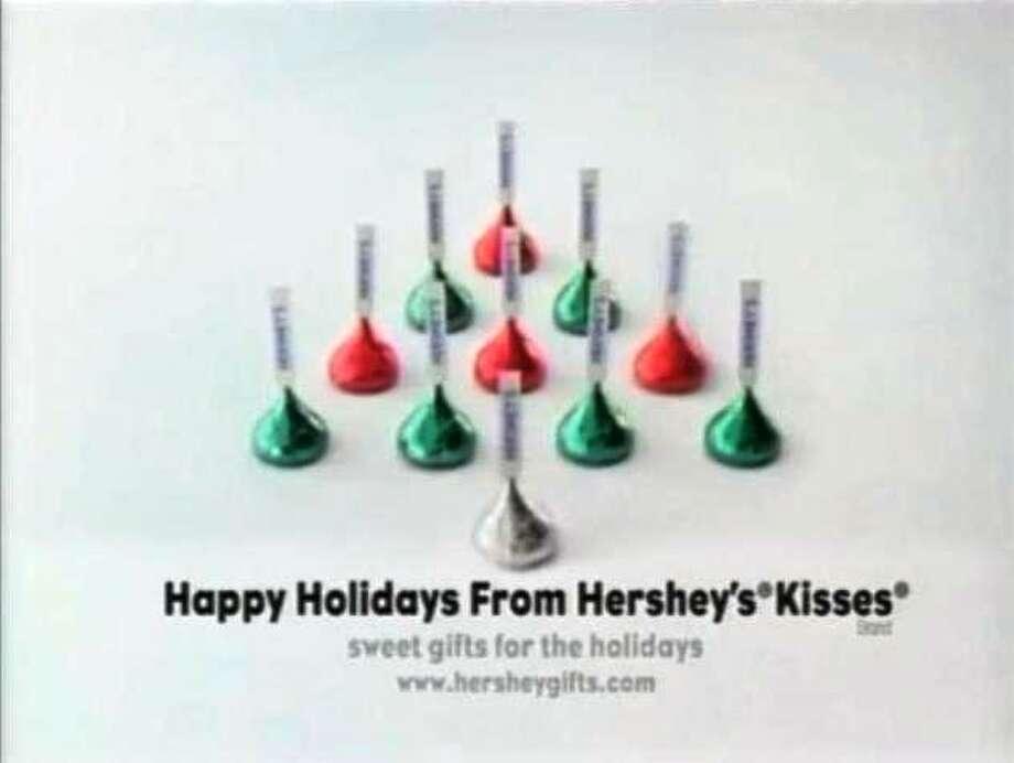 (Hershey\'s Kisses / Screen grab)