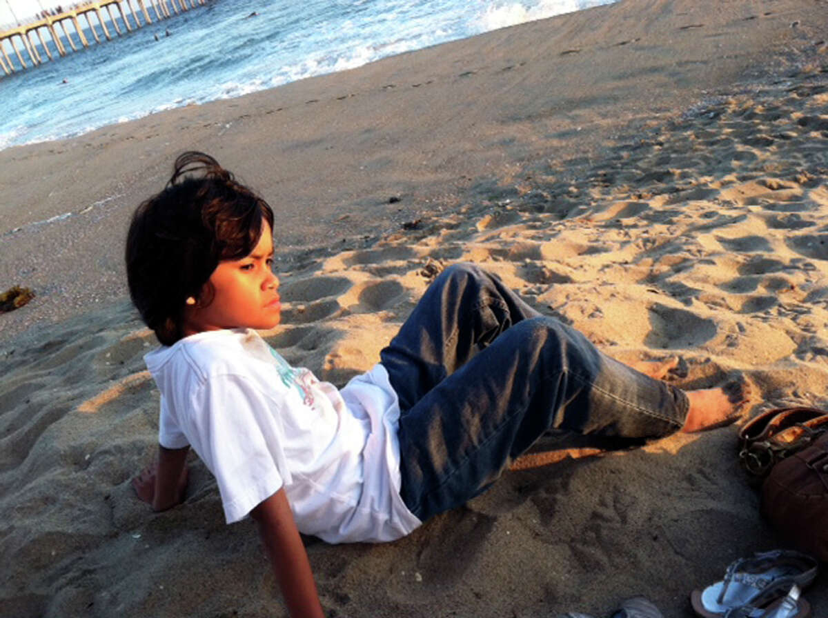 Nicolas Ramirez pictured here died of complications from cancer. He is the son of SAHA CEO.