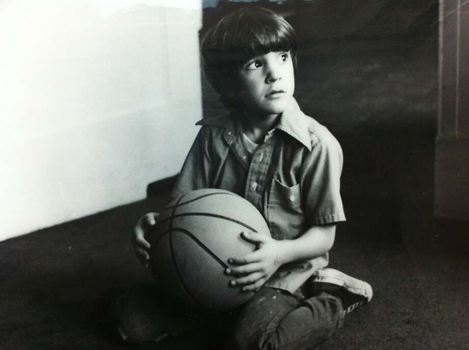 Steve Lavin, the youngest of six children, showed an early devotion to his chosen profession. Photo:  St. John's Athletic Communicati