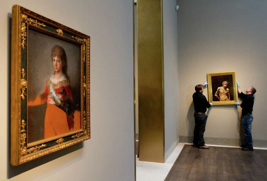Take a tour of the Museum of Fine Arts, Houston. Tickets: $5 - $10.  Photo: Brett Coomer, Houston Chronicle / © 2012 Houston Chronicle