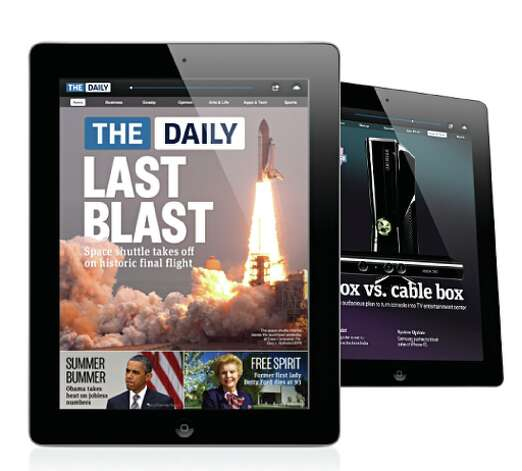 The Daily iPad app
