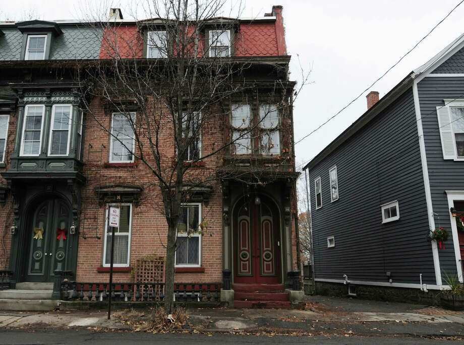 109 Front Street in Schenectady, N.Y., Monday Dec. 3, 2012. (Will Waldron / Times Union) Photo: Will Waldron