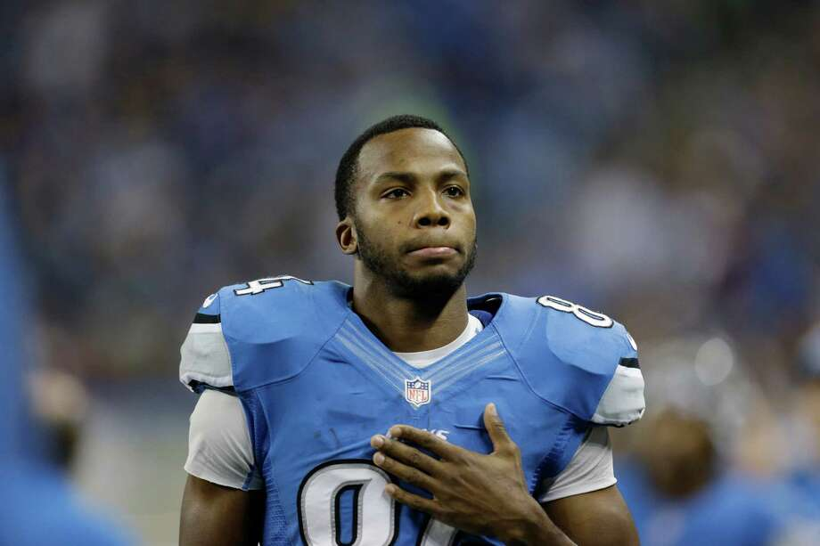 Detroit Lions wide receiver Ryan Broyles (84) is seen during the second quarter of an NFL football game against the Indianapolis Colts at Ford Field in Detroit, Sunday, Dec. 2, 2012. (AP Photo/Paul Sancya) Photo: Paul Sancya, STF / AP
