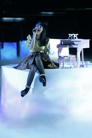 THE VOICE -- Live Show Episode 321A -- Pictured: Melanie Martinez -- (Photo by: Tyler Golden/NBC) Photo: NBC, Tyler Golden/NBC / 2012 NBCUniversal Media, LLC