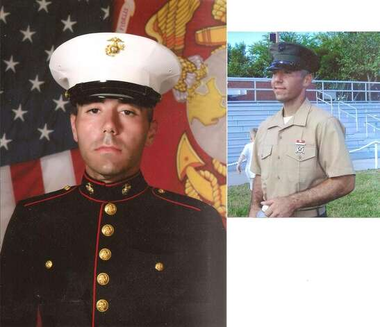 Marine Anthony Denier, 26, of Mechanicville was killed on Saturday in Afghanistan.