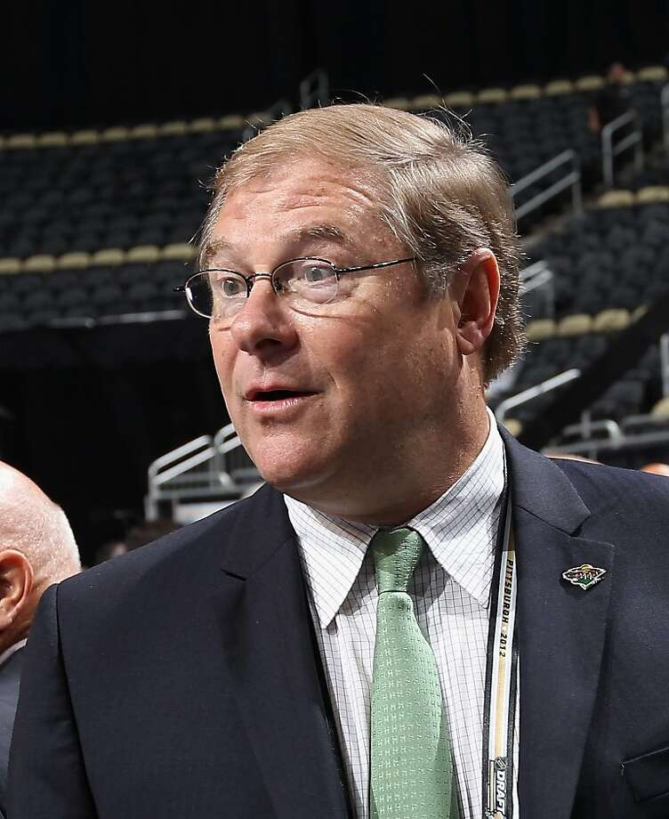 The talks will be held without Craig Leipold, controversial owner of the Minnesota Wild. Photo: Bruce Bennett, Getty Images