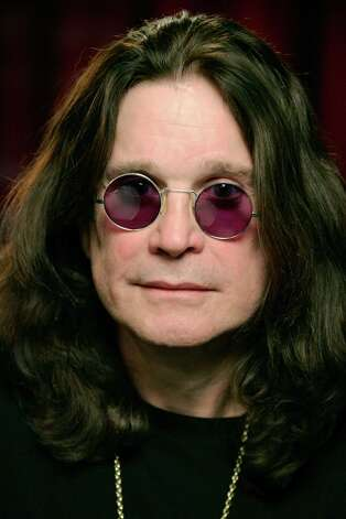 Ozzy Osbourne: In 2011, it was reported that the rocker and his wife Sharon owed more than $1.7M in back taxes. Photo: Jeff Christensen, ASSOCIATED PRESS / AP2010