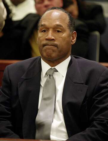 O.J. Simpson: With all of his other legal troubles, it's easy to forget that O.J. Simpson owes $1.4M in past due taxes to the state of California. Photo: DANIEL GLUSKOTER, AFP/Getty Images / 2008 AFP