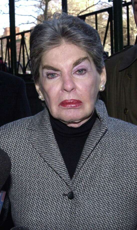 Leona Helmsley: The hotelier, known as the Queen of Mean, was once quoted as telling a housekeeper, We don't pay taxes. Only the little people pay taxes. The billionaire was later convicted of tax evasion and fraud and served 18 months in prison. Photo: Keith Bedford, Getty Images / 2003 Getty Images