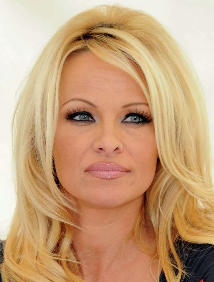 Pamela Anderson: In April 2011, it was reported that the former Baywatch star owed over $600,000 in back taxes. Photo: Alberto E. Rodriguez, Getty Images / 2012 Getty Images