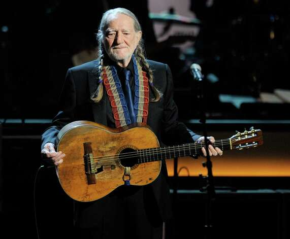 Willie Nelson: After the IRS claimed Nelson owed $32M in unpaid taxes, he famously released the album The IRS Tapes: Who'll Buy My Memories? The album generated $3.6M toward his repayment.  (Ethan Miller / 2012 Getty Images) Photo: Ethan Miller, Getty Images For The Smith Cente / 2012 Getty Images