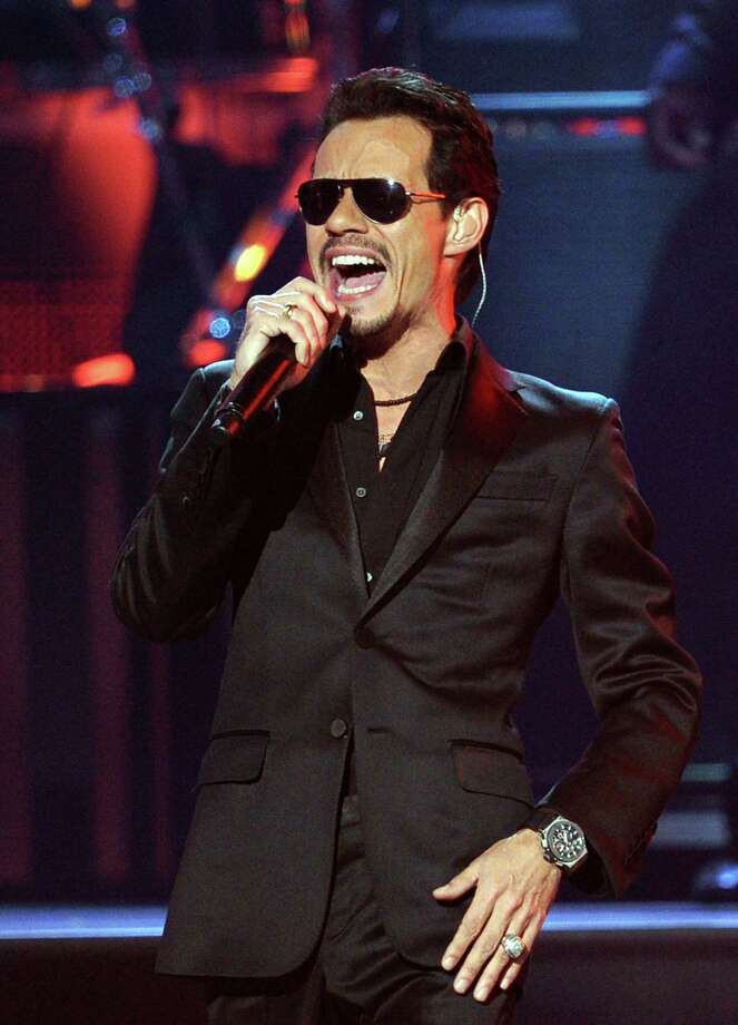 Marc Anthony: In 2010, Jennifer Lopez's ex was hit with a whopping $3.4M tax lien.  (Kevin Winter / 2011 Getty Images) Photo: Kevin Winter, Getty Images For Latin Recording / 2011 Getty Images