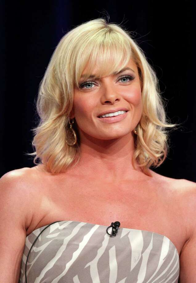 Jamie Pressly: In January 2011, the My Name is Earl star was accused of owing over $600,000 in back taxes. Photo: Frederick M. Brown, Getty Images / 2011 Getty Images