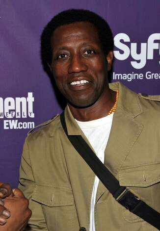 Wesley Snipes: Snipes is currently serving a 3-year sentence for failing to file taxes. He must repay up to $17M in taxes and fines.  (John Shearer / 2010 Getty Images) Photo: John Shearer, Getty Images For EW / 2010 Getty Images