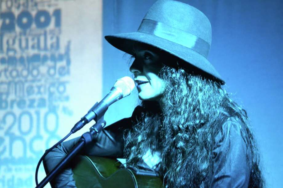 San Antonio singer, songwriter and guitarist Azul Barrientos Photo: Courtesy Photo