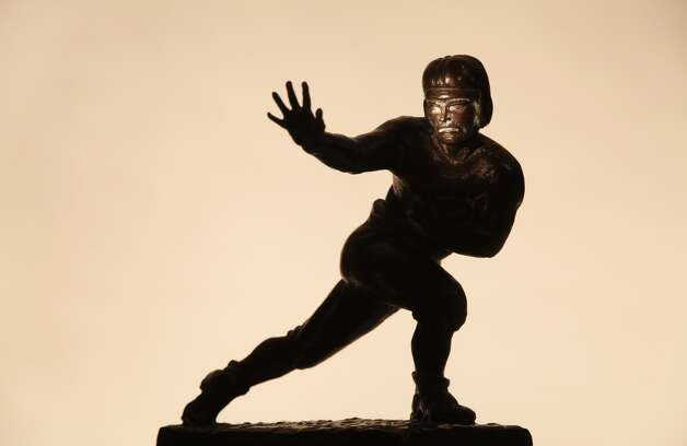 On Saturday night in New York City, the 78th Heisman Trophy award was awarded to Johnny Manziel, the first Freshman to ever win the award. Take a look back at the previous winners.