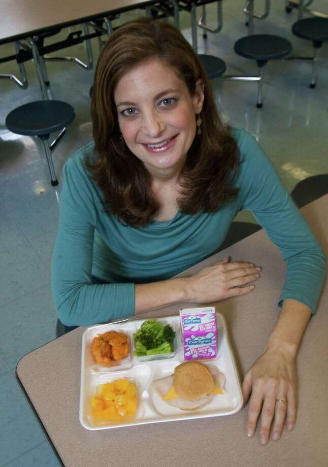 "Bettina Siegel, writes Chron.com's ""The Lunch Tray"" blog.