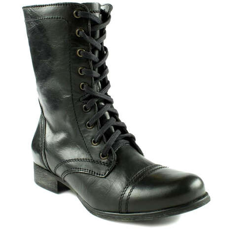 Troopa Booties, Steve Madden, Dillard's, Beaumont, $99.99