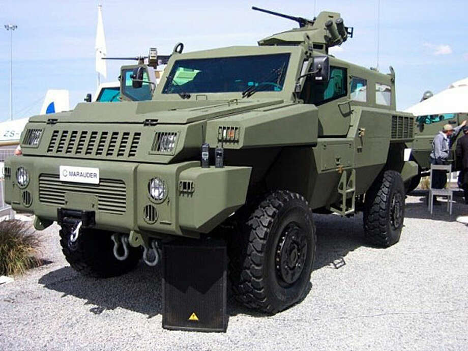 Sure, the Hummer-dwarfing Marauder starts at around half a million dollars. But for your megabucks you get a fully functional roving fortress. With room for a crew of two up front, plus eight in the back (in standard configuration), the Marauder is designed to withstand impact from mines or IEDs. It even took a C4 charge to its undercarriage in an infamous TV segment, so it's tough enough to survive the end of days. The Marauder is the perfect choice for those who fear coming under attack by the armies of the undead, as it can be fitted with a turret up top and has options for extra armor or provision capacity. The thing drinks gasoline, but if you can afford the Marauder, you can afford to keep it in gas in a dystopian wasteland. Photo: Popular Merchanics