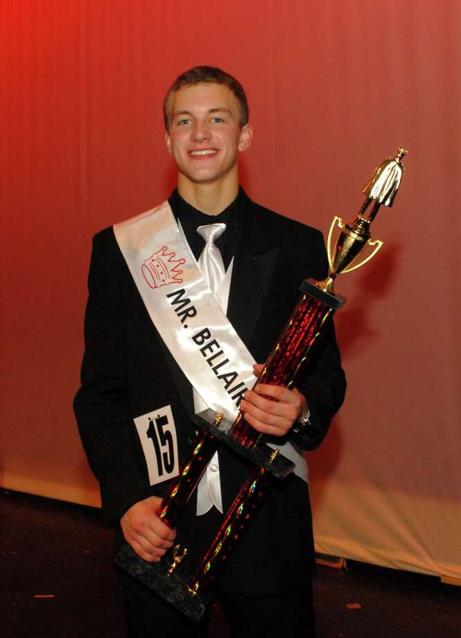 Bellaire High School Senior Steen Beck is the winner of this school year's Mr. Bellaire contest. / Freelance