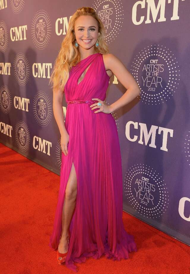 Hayden Panettiere attends 2012 CMT Artists Of The Year at The Factory at Franklin on December 3, 2012 in Franklin, Tennessee.  (Photo by Rick Diamond/Getty Images for CMT) Photo: Rick Diamond, Getty Images For CMT / 2012 Getty Images