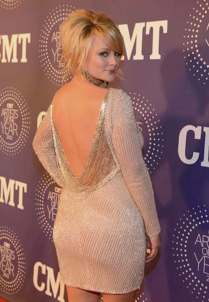 Miranda Lambert attends 2012 CMT Artists Of The Year at The Factory at Franklin on December 3, 2012