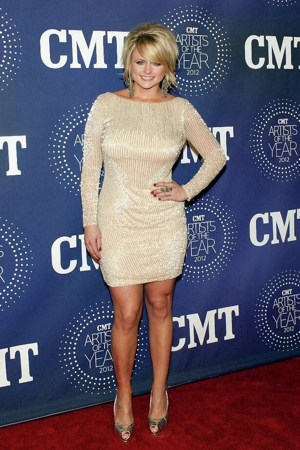 Miranda Lambert attends the 2012 CMT Artists Of The Year Awardat The Factory At Franklin on December 3, 2012 in Franklin, Tennessee.  (Photo by Erika Goldring/Getty Images) Photo: Erika Goldring, Getty Images / 2012 Getty Images