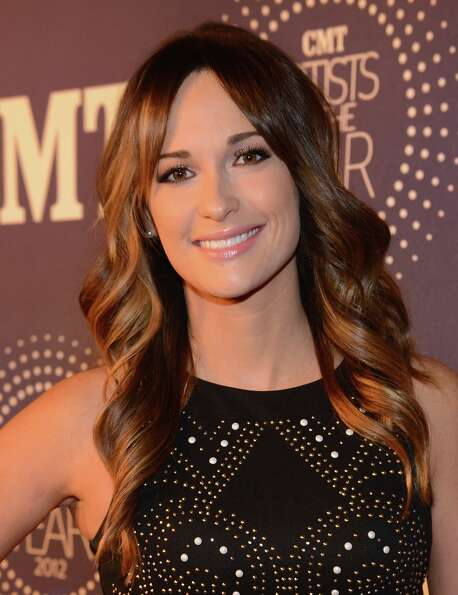 Kacey Musgraves attends 2012 CMT Artists Of The Year at The Factory at Franklin on December 3, 2012